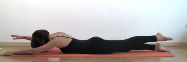 Esercizi Pilates Schiena Matwork